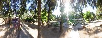 Image of The Park next to ''Dimokratias'' streetRhodes Rhodos Rodos Photo